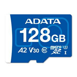 ADATAMAXPerformanceMicroSDカード128GB*ゆうパケット