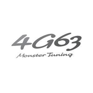 MONSTERステッカー【4G63