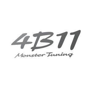 MONSTERステッカー【4B11