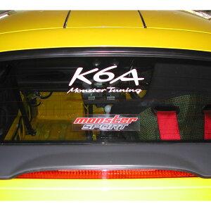 MONSTERステッカー【K6A