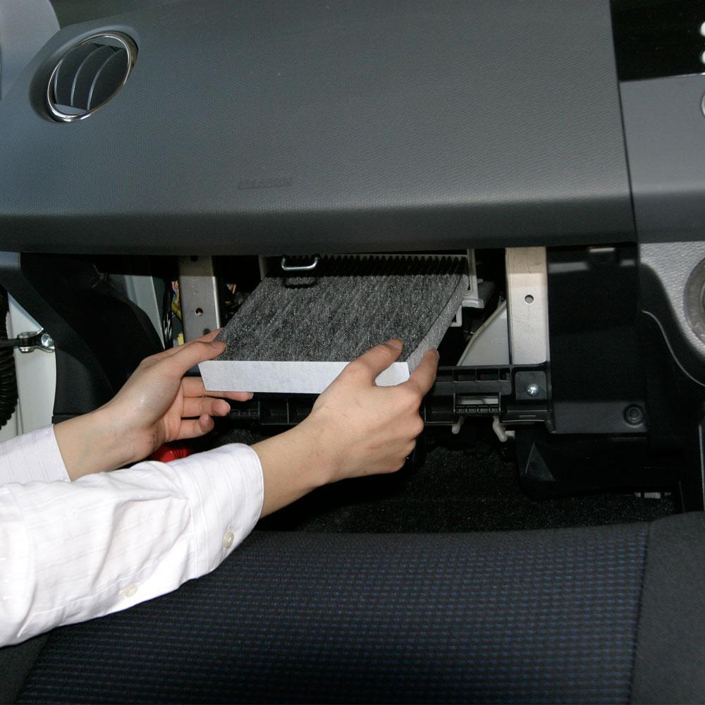 ハスラー/ワゴンR エアコンフィルター MH23S。自動車用エアコンフィルター:ハスラー/ワゴンR/ワゴンRスティングレー/ラパン/パレット用【カーボンキャビンフィルター PM2.5対応仕様】エアフィルター*パワーフィルター*ダストや花粉の対策に!【CFX-S5】