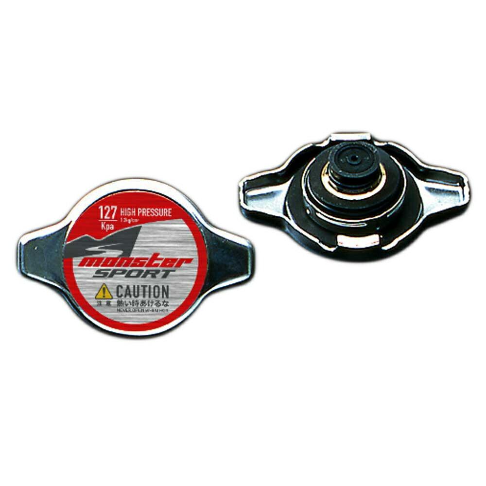ラジエターキャップ【モンスター ラジエーターキャップ Bタイプ 】各車適合【ZZEC20】