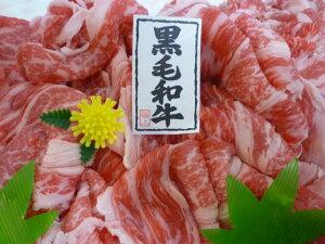 【送料無料】佐賀県産黒毛和牛バラ・モモ切り落し肉すき焼き用【600g】(300g×2)