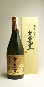 【芋焼酎】大魔王 黄麹仕込 25度 720ml(箱入)