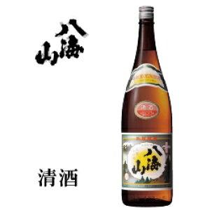 ☆製造年月日が新しい!【 日本酒 】『 八海山 清酒 1.8L (一升瓶)』1800ml・八海醸造贈りものやプレゼントにも!お歳暮・お年賀・お中元父の日・敬老の日・内祝い・お誕生日お祝い・