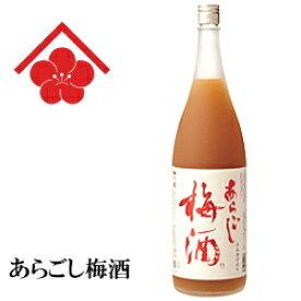 リキュール 梅乃宿 あらごし梅酒 1800ml卍