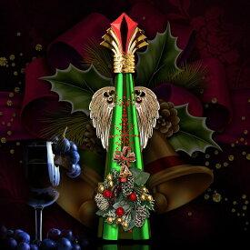 【正規品Fillico グラマラスジュース】GLORIA『 フィリコ グローリア ブルーベリージュース 550ml箱付 』ソフトドリンク グリーン アールデコクリスタルで飾った美しいボトルスワロフスキー SWAROVSKI ギフト品に
