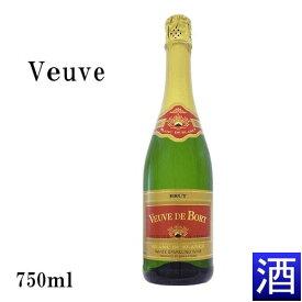 【スパークリングワイン】【フランス】『 ヴーヴ・ド・ボール・レッド 750ml 』泡白ブルット(辛口)タイプSSspecial03mar13_food