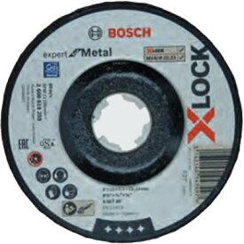 ボッシュ XLOCK 研削砥石 125×6.0×22.23mm(1枚入) 2608619259 エキスパート 鉄用(オフセット型)
