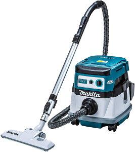 マキタ VC865DZ 充電式集塵機 乾湿両用 集塵容量8L 18V+18V=36V 【本体のみ】