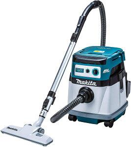 マキタ VC155DZ 充電式集塵機 乾湿両用 集塵容量15L 18V+18V=36V 【本体のみ】