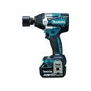 マキタ TW700DRGX 充電式インパクトレンチ 18V 6.0Ah【バッテリー/充電器セット】 600N.m 【製品保証サービス有り】