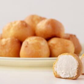 【卵乳小麦アレルギー対応】すこやかシュークリーム 24個(6個入り×4袋)