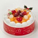 【予約】TH1クリスマスフルーツケーキ【送料込・お届け期間12/21〜23・時間指定不可】【卵・乳・小麦アレルギー対応ク…
