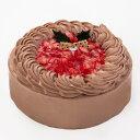 【予約】TH2クリスマスチョコレートケーキ【送料込・お届け期間12/21〜23・時間指定不可】【卵・乳・小麦アレルギー対…