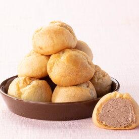 【卵乳小麦アレルギー対応】【※数量・期間限定※】すこやかチョコレートシュークリーム 24個(6個入り×4袋)