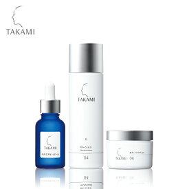 基本スキンケアセット|脂性肌【おうちでじっくり集中ケア】|タカミスキンピール|角質美容水|30mL|タカミローション0|機能性化粧水|120mL|タカミゲル|機能性ゲル|50g|公式 正規品 TAKAMI takami タカミ スキンピール スキンケア 美容液 毛穴 おうち美容