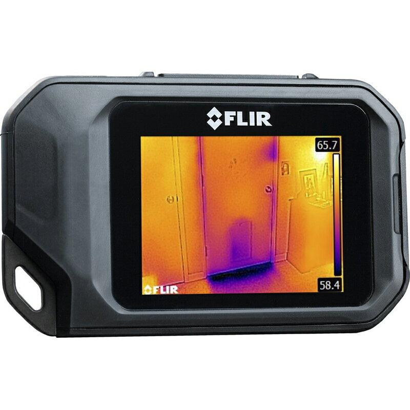送料無料 並行輸入品 超高性能 携帯型サーモグラフィーカメラ FLIR C2 コンパクトサイズ