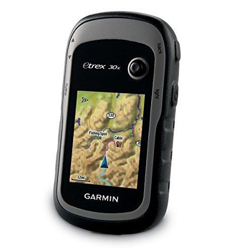 送料無料 並行輸入品 GARMIN(ガーミン) eTrex30x ハンディGPS eTrex30の後継