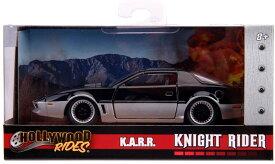 ナイトライダー ジェイダトイズ メタルズ ハリウッド・ライズ 1/32 スケール ダイキャストカー K.A.R.R. (カール) / KNIGHT RIDER 2019 JADA TOYS METALS HOLLYWOOD RIDES KARR. 1:32 Scale DIE CAST ミニカー キット