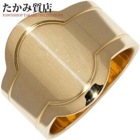 ダンヒル K18YG インペリアルシガーリング #60(約19.5号)指輪