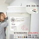 【送料無料 すぐ塗れる】西洋漆喰【Coral Tex コーラルテックス】選べる14色