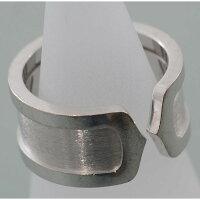 Cartierカルティエ750(K18金ホワイトゴールド)C2リング(指輪)中古品