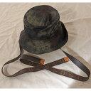 LOUIS VUITTON ルイヴィトン 帽子 ボネ・イカット MP2725 美品 バケットハット 58cm