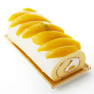 【公式】 新宿高野 Fruity マンゴーロール | フルーツ ギフト プチギフト お返し お取り寄せスイーツ 内祝い プレゼント スイーツ ケーキ フルーツケーキ マンゴー お祝い ロールケーキ フルー