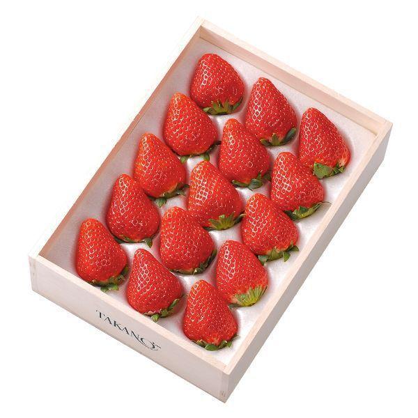 新宿高野 ストロベリー #52108 | いちご イチゴ 苺 果物 フルーツ ギフト お歳暮 御歳暮 贈り物 食べ物 贈答品 お取り寄せ プレゼント 内祝い お返し お見舞い お供え お供え物 高級フルーツ お礼