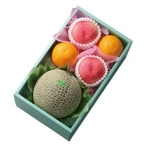 【公式】 新宿高野 レッドメロン&ピーチセット #52061|フルーツ ギフト 果物 くだもの 高級 高級フルーツ お取り寄せ メロン プレゼント お中元 御中元 中元ギフト 暑中見舞い お礼 桃 もも