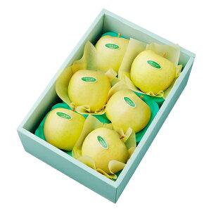 【公式】 新宿高野 シナノゴールド6入 #29100 | フルーツ ギフト フルーツギフト 果物 くだもの プレゼント お祝い 御祝 内祝い 内祝 お供え お礼 りんご リンゴ お見舞い 結婚祝い 結婚内祝い