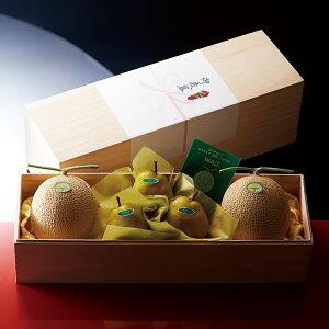 【公式】 新宿高野 マスクメロン&ラ・フランスプレミアムギフト #11464?ギフト プレゼント 冬ギフト 内祝い お返し お歳暮 御歳暮 歳暮 退職 お礼 メロン ラフランス フルーツ 果物 くだもの