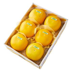 【公式】 新宿高野 メロゴールド6入 #29100 ? フルーツ ギフト 果物 内祝い 内祝 フルーツギフト 引越し内祝い 新築内祝い 開店内祝い お見舞い 高級 高級フルーツ お祝い くだもの 柑橘 柑橘