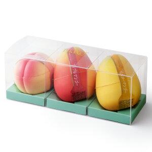 【公式】 新宿高野 果実ピュアゼリー3入EC(アップルマンゴー、イエローマンゴー、白桃) | フルーツ ゼリー フルーツゼリー 果物 果物ゼリー ギフト ホワイトデー お返し 内祝い プレゼン