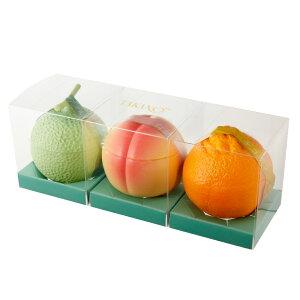 【公式】 新宿高野 果実ピュアゼリー3入WA(マスクメロン、白桃、デコポン)?フルーツ ギフト ゼリー フルーツゼリー 内祝い 果物ゼリー お取り寄せスイーツ 高級 お歳暮 詰め合わせ ゼリ
