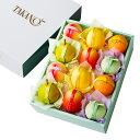 【公式】 新宿高野 果実ピュアゼリー12入EW|フルーツ ギフト ゼリー フルーツゼリー 内祝い 果物ゼリー お取り寄せス…