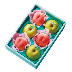 【公式】 新宿高野 ピーチ&幸水A#16254|フルーツ ギフト 果物 くだもの 高級 高級フルーツ お取り寄せ プレゼント お中元 御中元 中元ギフト 暑中見舞い お礼 桃 もも 幸水 梨 なし 内祝い 内