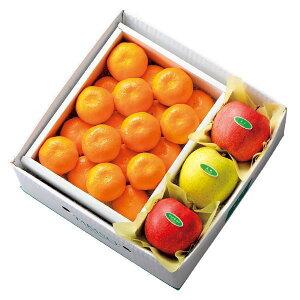 【公式】 新宿高野 みかん&アップル #53310 | フルーツ ギフト フルーツギフト 果物 くだもの プレゼント お祝い 御祝 内祝い 内祝 お供え お礼 みかん ミカン 蜜柑 りんご リンゴ 林檎 お見舞