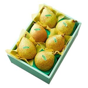 【公式】 新宿高野 ゼネラル・レクラーク6入E #29100 | 果物 くだもの お取り寄せ フルーツ お取り寄せフルーツ 取り寄せ 御祝 お祝い 内祝い なし ナシ 梨 洋ナシ 洋梨 洋なし 出産内祝い 結婚