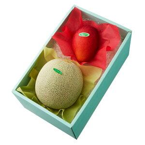 【公式】 新宿高野 イバラキング メロン&旬果D #29100 | 果物 くだもの お取り寄せフルーツ お取り寄せ 内祝い お祝い ギフト プレゼント お返し マンゴー メロン 宮崎マンゴー 高級 フルーツ