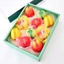 【公式】 新宿高野 果実ピュアゼリー10入   フルーツ ゼリー フルーツゼリー 果物 果物ゼリー ギフト 内祝い ピュアゼ…