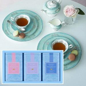 WEDGWOOD ウェッジウッド紅茶シグニチャー紅茶(リーフティー)と珈琲(ドリップコーヒー)とジャムとショートブレッドのギフト ご挨拶 ギフト 出産内祝い 入学内祝い 新築内祝い 快気祝い 結婚