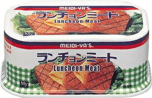 明治屋 ランチョンミート 195g×24缶 同梱分類【B】