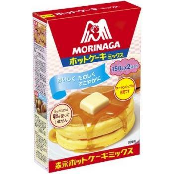 森永 ホットケーキミックス 300g×24個 同梱分類【B】