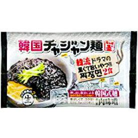 【徳山物産】 大阪鶴橋 韓国チャジャン麺 2食入 320g×12袋