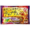 【徳山物産】 濃厚ごま油香るチャプチェ 2人前 125g×10袋 同梱分類【B】