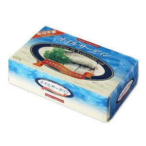 トマトコーポレーション オイルサーディン(モロッコ産)125g×25缶 同梱分類【A】