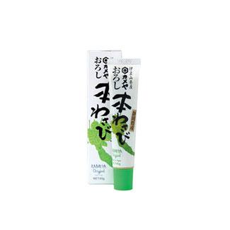 カメヤ おろし本わさび 42g×60個 同梱分類【A】 wasabi わさび