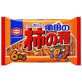 (本州送料無料) 亀田製菓 亀田の柿の種6袋詰 (12×3)36入 (Y12)